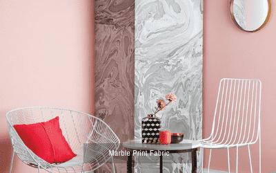 Marble Print Fabric