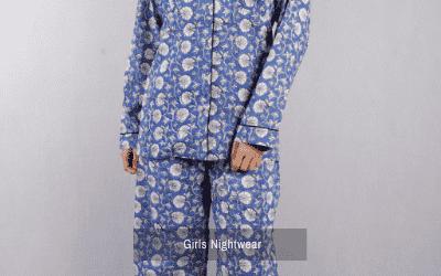 Block Print Night Suit